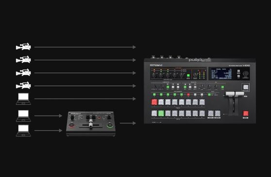high resolution audio visual