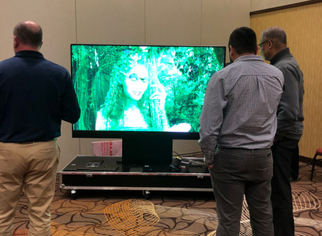 NEC Collaboration & DirectView LED: Partner Experience Event