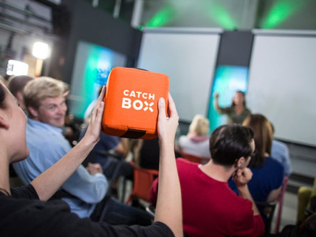 Engage Your Audience: Catchbox
