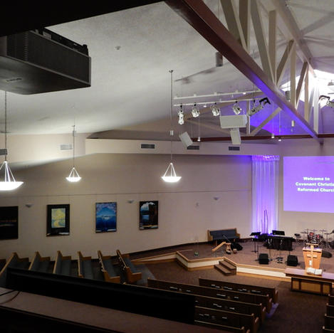 Covenant Christian Reformed Church