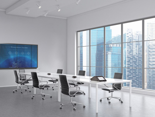 Crestron's New One-Cable to Table Solution.