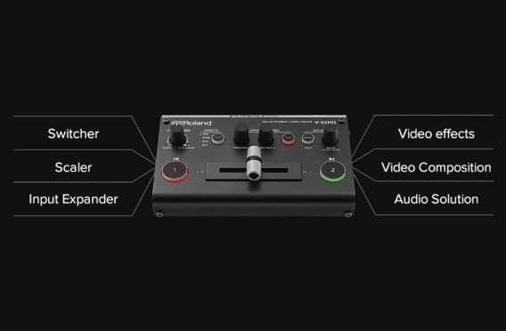 videography equipment
