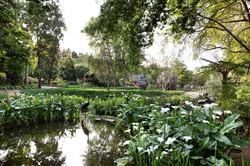 Garden of St Christopher