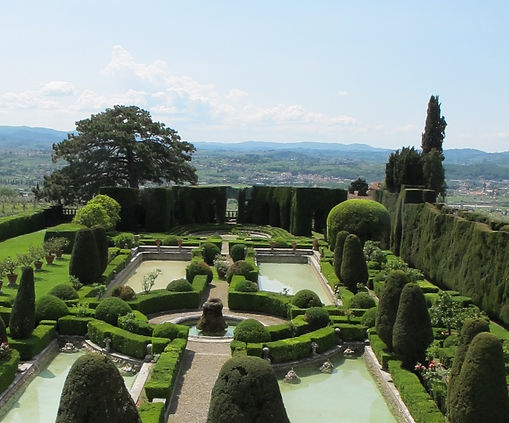 Tenquist tours, Botanica Trading, Villa Gambaria Italy