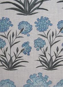 Mughal Mughal Meadow Miniature Blue, Incredible India Range, Botanica Trading
