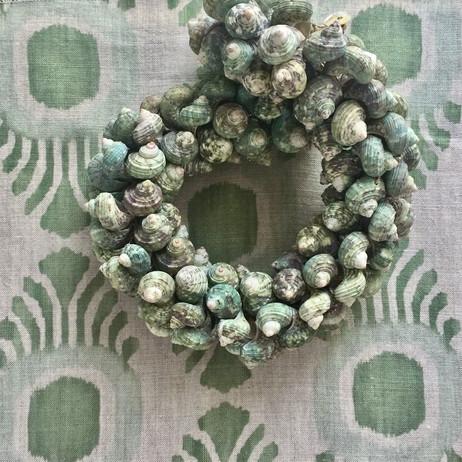 Ikat mini Apple & Aqua, Botanica Trading