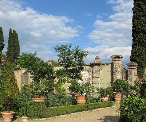 Tenquist Tours Botanica Trading, Villa La Pietra