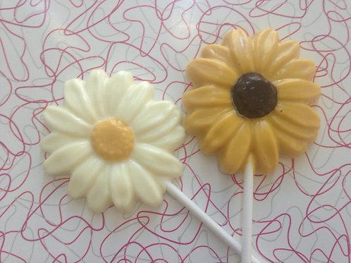 flower power lolly