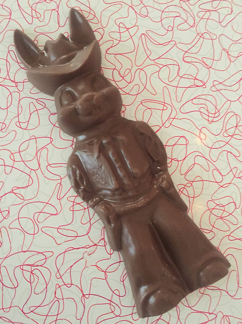 big cowboy bunny