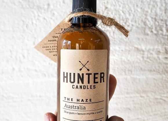 HUNTER HAZE