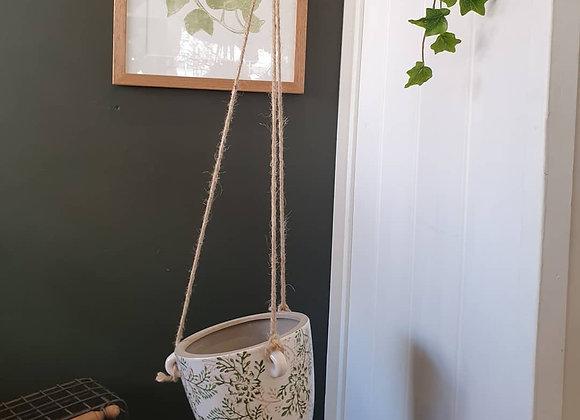 Ceramic hanging pots !!