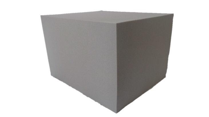 硬質ウレタンスポンジ・ブロック80cm×70cm×60cm(カバーなし)