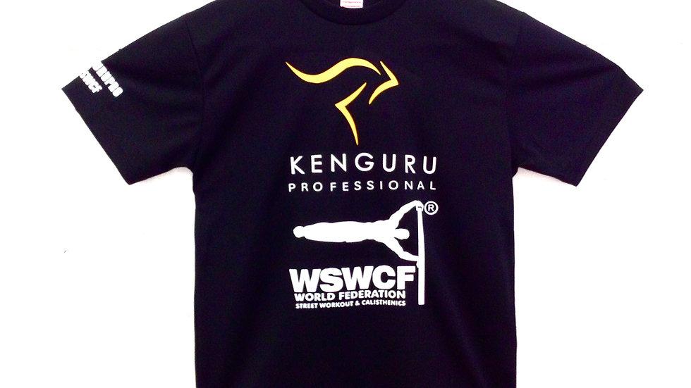 WSWCF公式Tシャツ Official T-shirt
