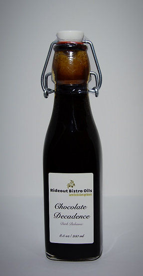 Chocolate Decadence Dark Balsamic - 8.5 fl. oz.
