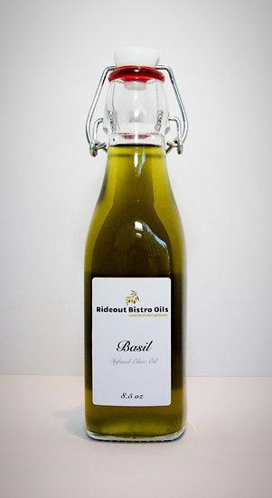 Basil Infused Olive Oil - 8.5 fl. oz.