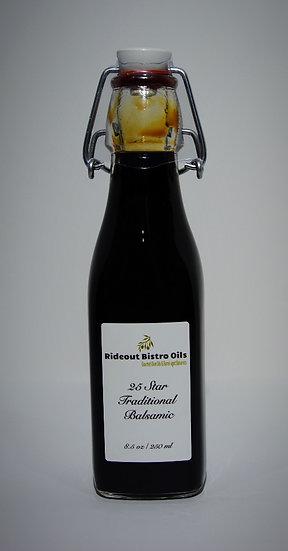 25 Star Traditional Balsamic Vinegar - 8.5 fl. oz.
