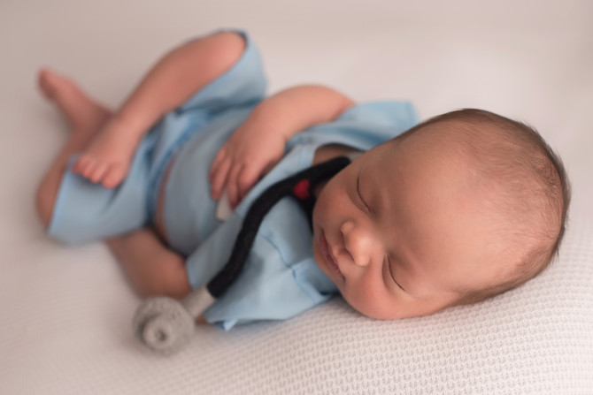 Newborn Photographer | Noblesville IN | Laudig Creations