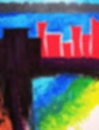 Student Artwork Spontaneous Painting Workshop
