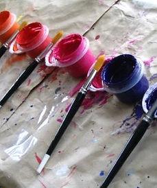 Spontaneous Painting Workshop