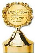 Back Media Trophy 2010