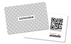 Posmatic Voucher and customer administration
