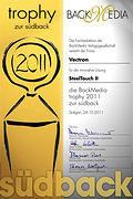 Back Media Trophy 2011