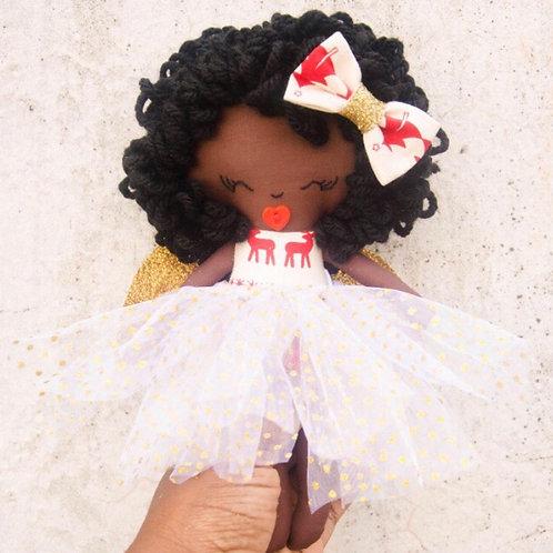 Christmas Fairy/ Tag Doll