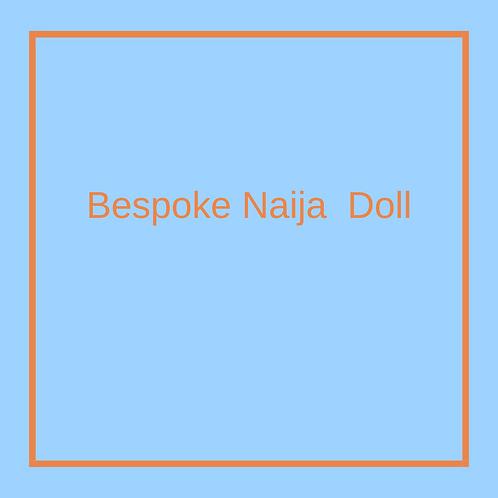 Bespoke Naija Doll