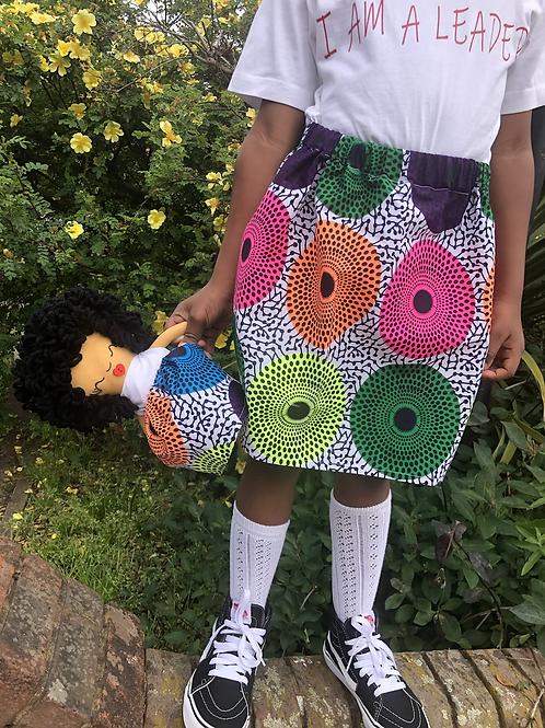 Upendo Series Children's Skirt Only
