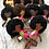Thumbnail: African Print Medium Sized Rag Doll (RED SOLD OUT yellow and pink available )