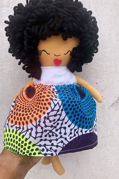 Upendo Series Rag Doll Only
