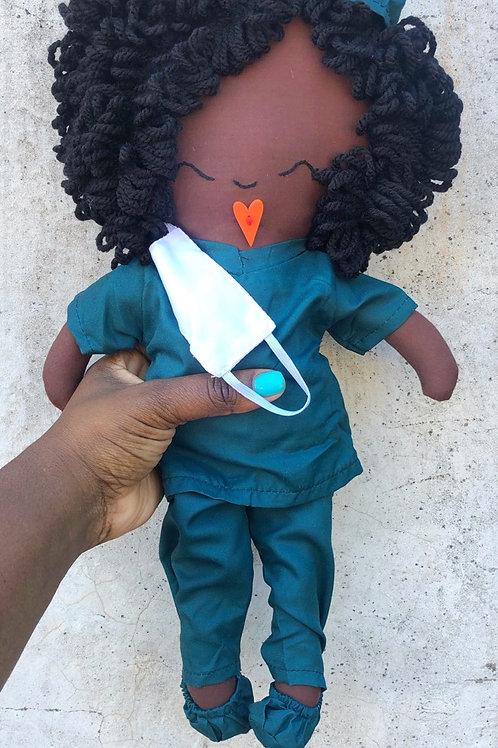 Nurse doll