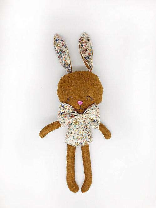 Bunny Rabbit in Cinnamon