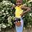 Thumbnail: Doll Face Crossbody Bag/Bumbag -Liberty Betsy Pink