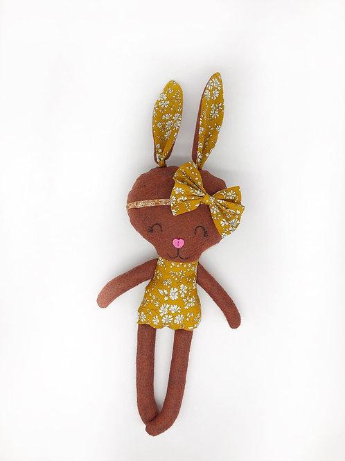 Bunnie Rabbit in Chocolate