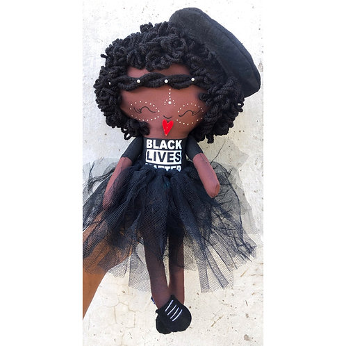 Black Lives Matter Doll