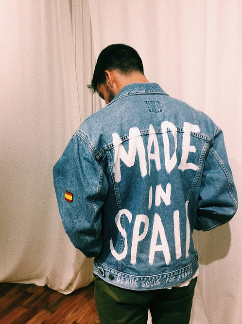 MADE IN SPAIN DENIM