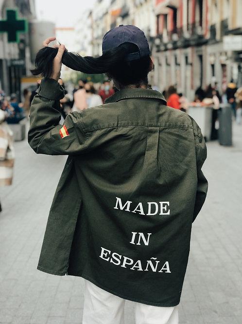 SAHARIANA MADE IN ESPANA