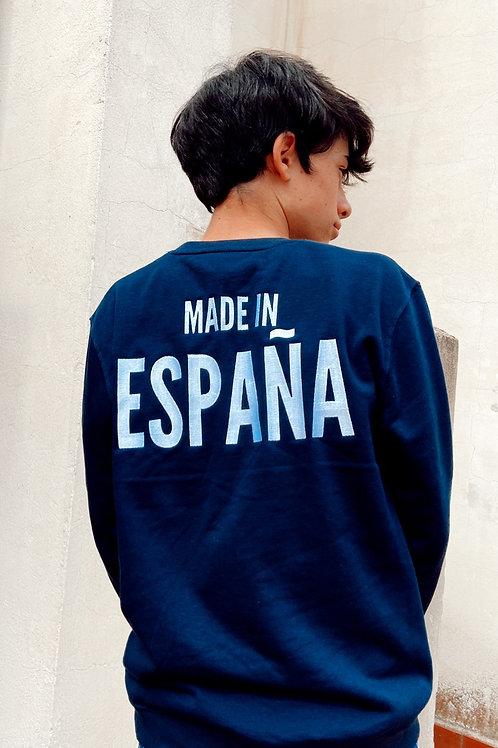 SUDADERA MADE IN ESPANA