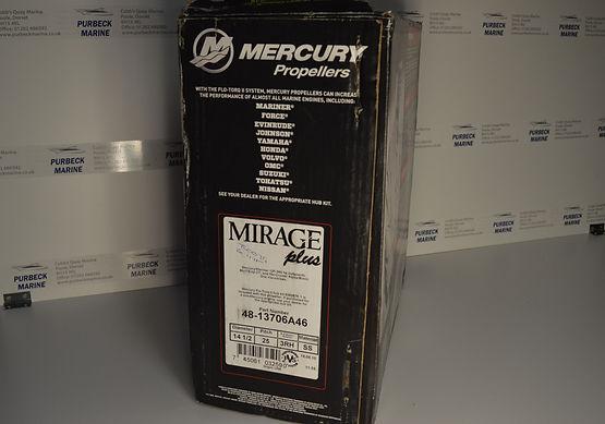 Mercury Mirage Plus Propeller 25p