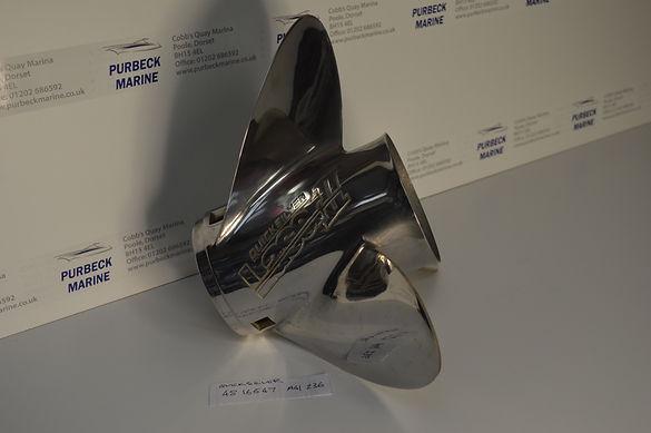 Mercury Laser 2 Propeller 23p LH
