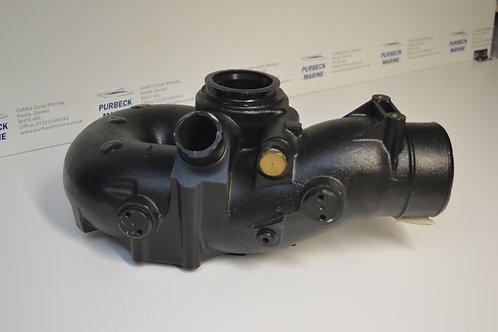 Yanmar BY Sterndrive Exhaust Elbow