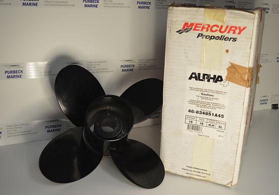 Mercury Alpha 4 Propeller 15 x 16