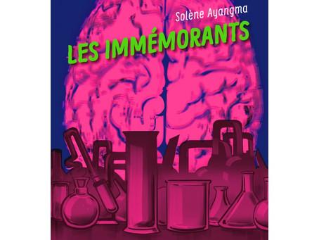 Les immémorants - Solène Ayangma