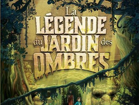 La légende du jardin des ombres - Yann Darko