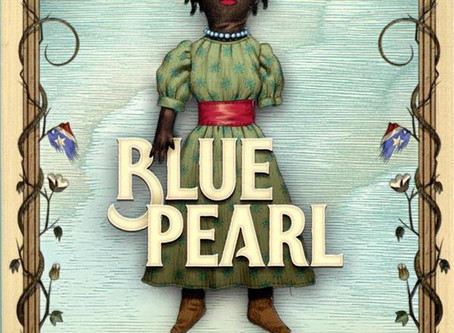 Blue Pearl - Paula Jacques