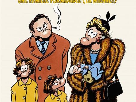 Un papa, une maman, une famille formidable - Florence Cestac