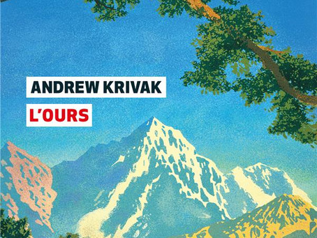 L'ours - Andrew Krivak