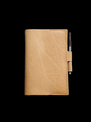 REFILLABLE JOURNAL PROTECTOR