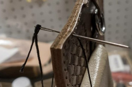 Saddle Stitching: The Ancient Art of Joining Leather